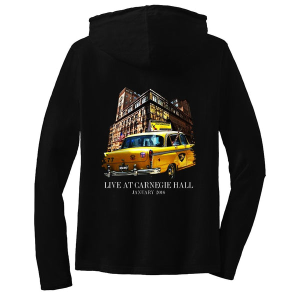 """Carnegie Hall, Please!"" Hooded Long Sleeve (Women)"