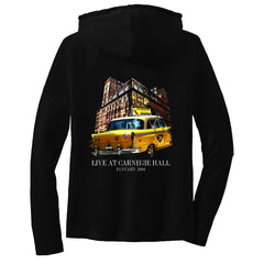 """Carnegie Hall, Please!"" Hooded Long Sleeve (Wome!n)"