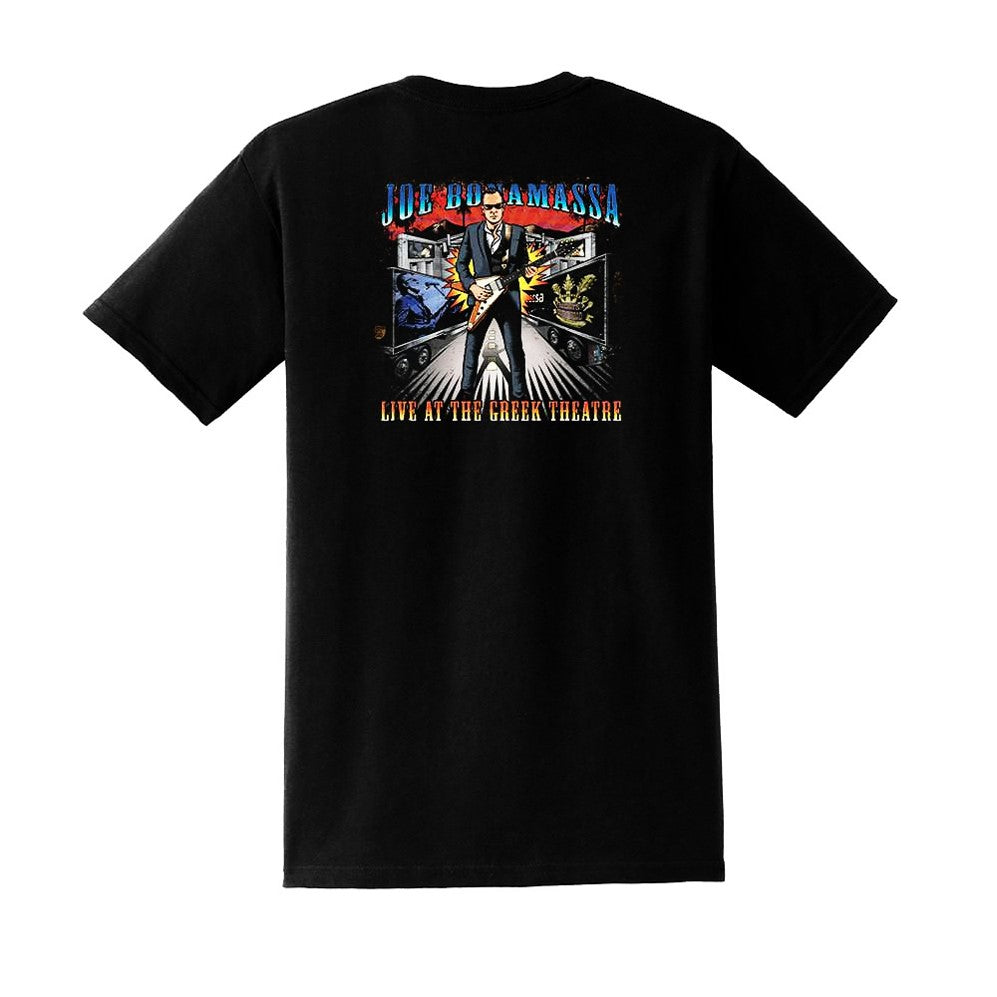 Live at the Greek Theatre Pocket T-Shirt (Unisex)