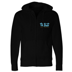 Tribut - Blues Pioneers Zip-Up Hoodie (Unisex)