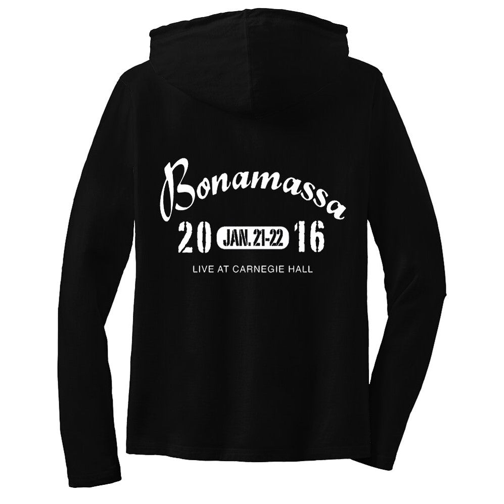 An Evening at Carnegie Hall Hooded Long Sleeve (Women)