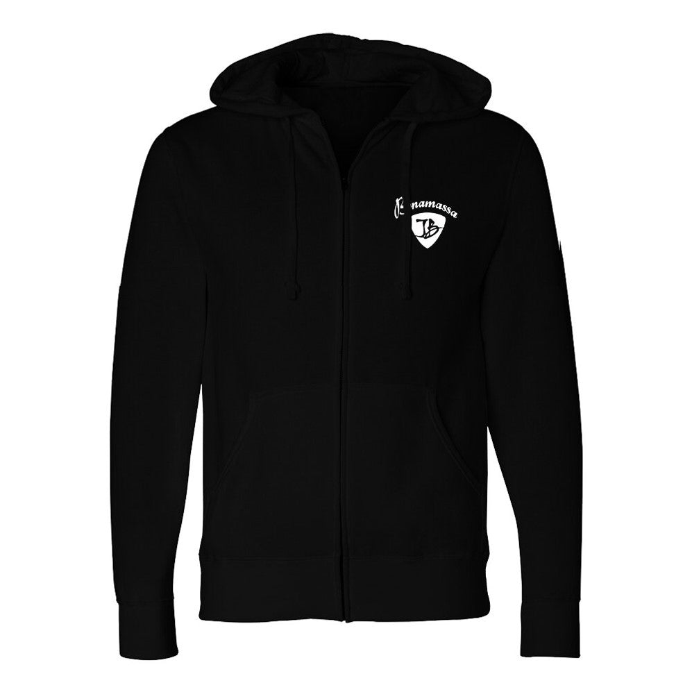 An Evening at Carnegie Hall Zip-Up Hoodie (Unisex)