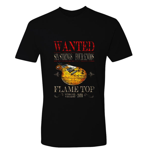 Tribut - Flame Top T-Shirt (Unisex)
