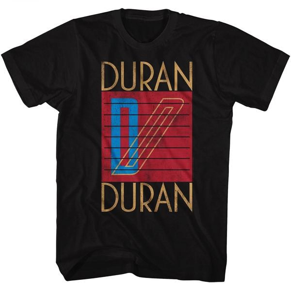 Duran Duran - Logo T-Shirt (Men)