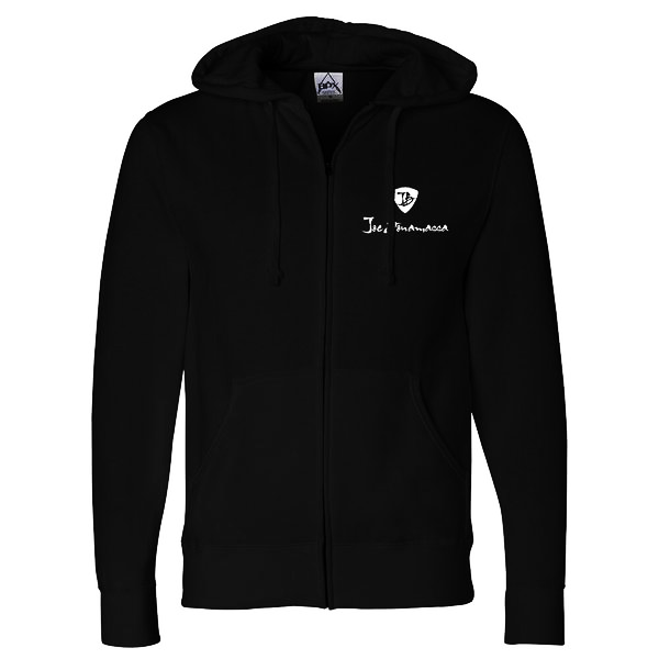 1d02d29349d Guitar Trifecta Zip-Up Hoodie (Unisex) - Black – Joe Bonamassa ...