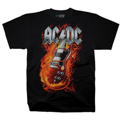 AC/DC - Thunderstruck T-Shirt (Men)