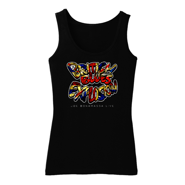 British Blues Explosion Live Tank (Women) ***PRE-ORDER***