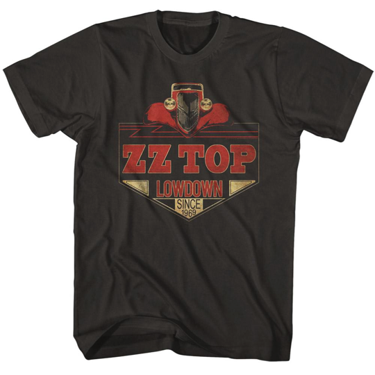ZZ Top - Lowdown T-Shirt (Men)