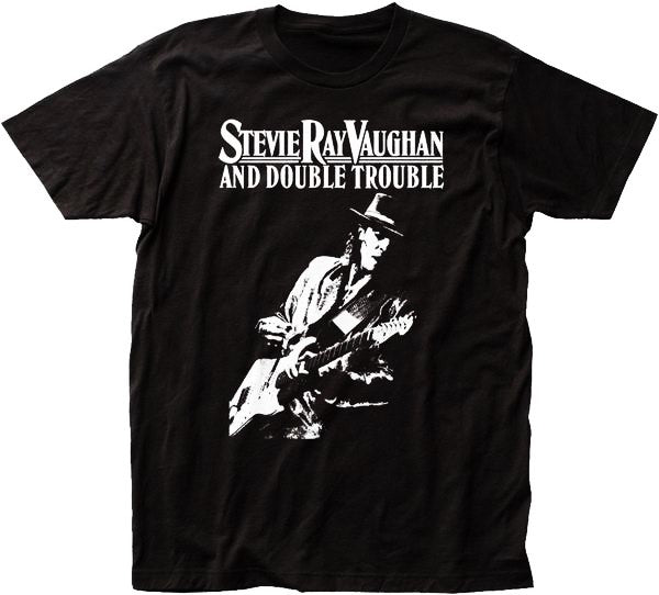 Stevie Ray Vaughan - Live Alive T-Shirt (Men)