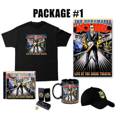 Live at the Greek Theatre Ultimate CD Package