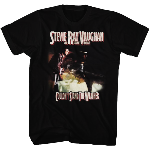 Stevie Ray Vaughan - Couldn't Stand the Weather T-Shirt (Men)