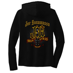 JB Gold Foil Hooded Long Sleeve (Women)