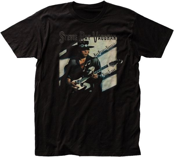 Stevie Ray Vaughan - Texas Flood T-Shirt (Men)