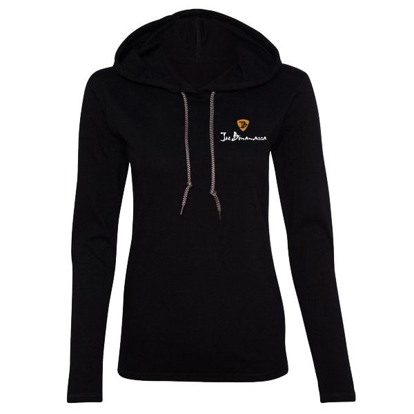 Powered by the Blues Hooded Long Sleeve (Women)