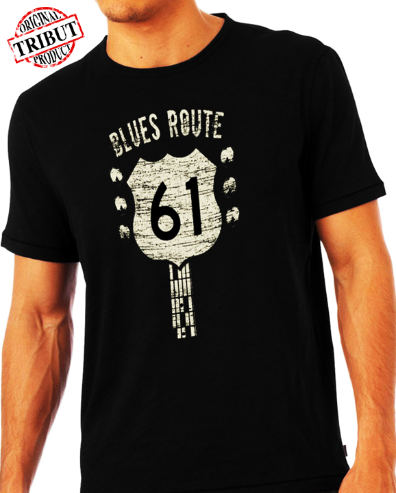 Tribut - Blues Route '61 (Unisex)