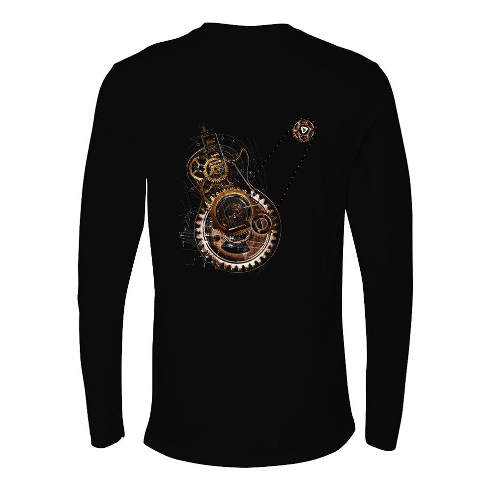 Powered by the Blues Long Sleeve (Men)