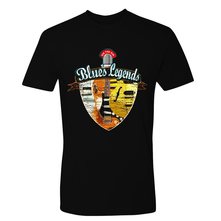 Tribut - Blues Legends T-Shirt (Unisex)