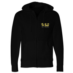 Tribut - Let There Be Blues Zip-Up Hoodie (Unisex)