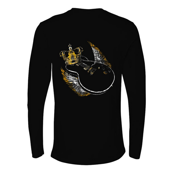 Tribut - Guitar Heaven #2 Long Sleeve (Men)