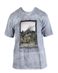 Led Zeppelin - Man With Sticks T-Shirt (Men)