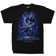 Jimi Hendrix - Kings of Kings T-Shirt (Men)