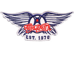 Aerosmith Logo Patch