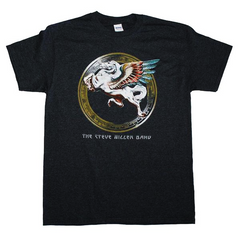 Steve Miller Band - Pegasus T-Shirt (Men)