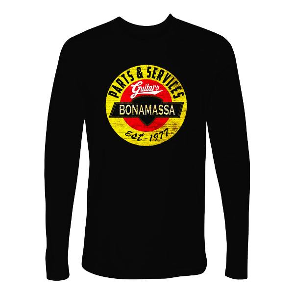 Bonamassa Guitar Parts & Service Long Sleeve (Men)