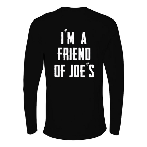 Friend of Joe's Long Sleeve (Men) - Black