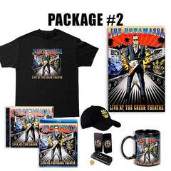 Live at the Greek Theatre Ultimate CD/Blu-ray Package