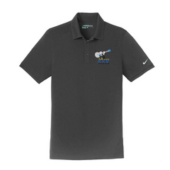 25th Anniversary Logo Nike Dri-Fit Smooth Performance Polo
