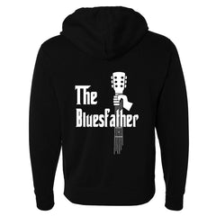 Tribut - The Bluesfather Zip-Up Hoodie (Unisex)