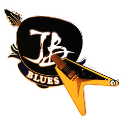 Amos Blues Pin