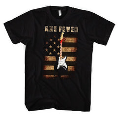 Tribut - Axe Fever T-Shirt (Unisex)