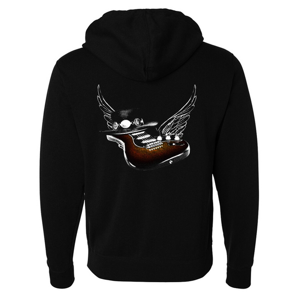 Tribut - Guitar Heaven Zip-Up Hoodie (Unisex)