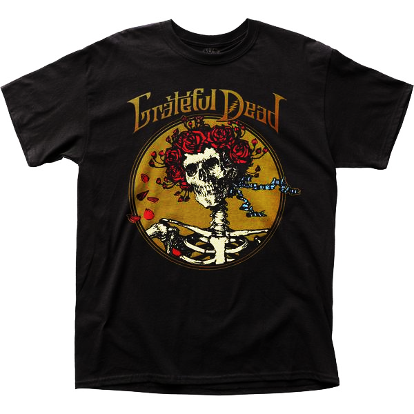 Grateful Dead - Grateful Skull T-Shirt (Men)