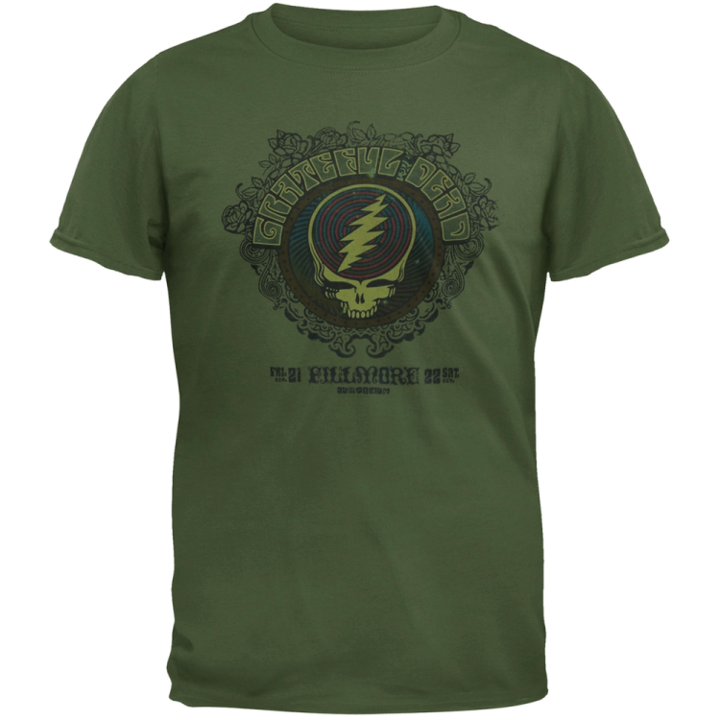Grateful Dead - Fillmore T-Shirt (Men)
