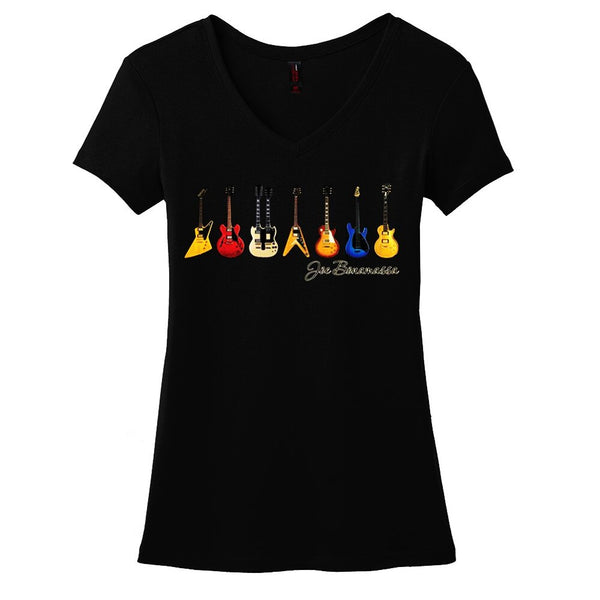 JB Guitars V-Neck (Women)
