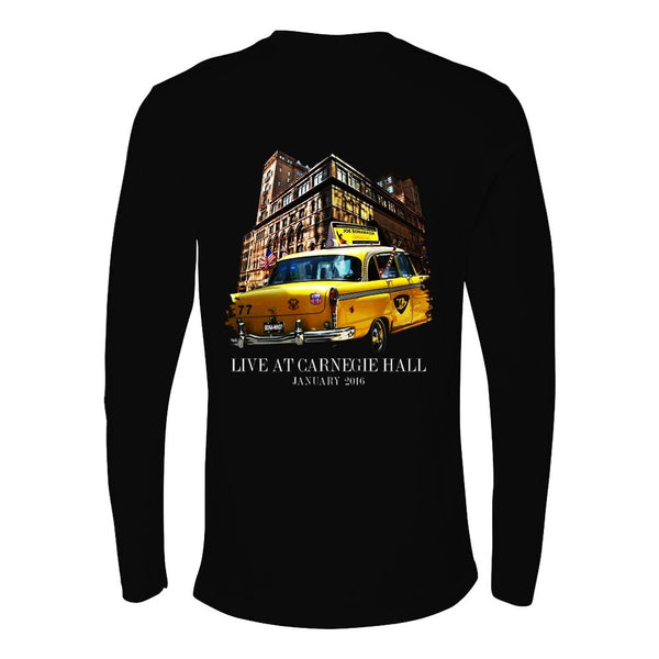 """Carnegie Hall, Please!"" Long Sleeve (Men)"