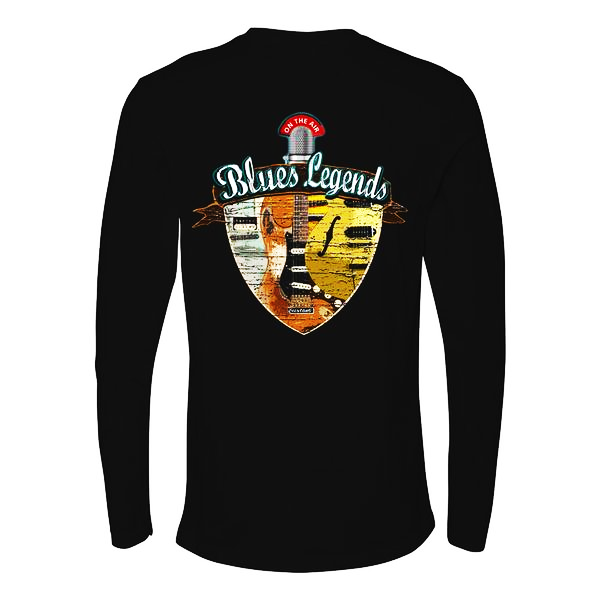 Tribut - Blues Legends Long Sleeve (Men)