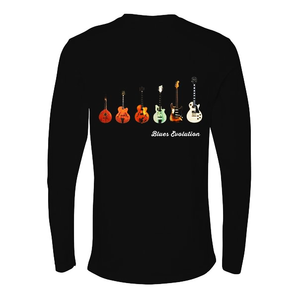 Tribut - Blues Evolution Long Sleeve (Men)