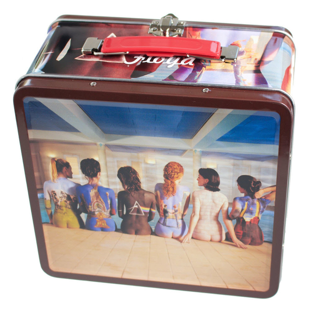 Pink Floyd- Back Lunch Box