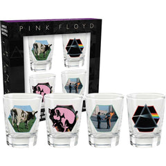 Pink Floyd- Series 1 Shot Glasses