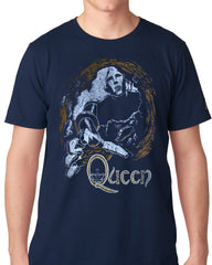 Queen - News of the World Vintage T-Shirt (Mens)