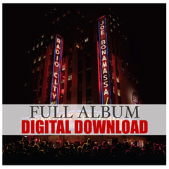 Live at Radio City Music Hall - Digital Album Download (Released:2015)