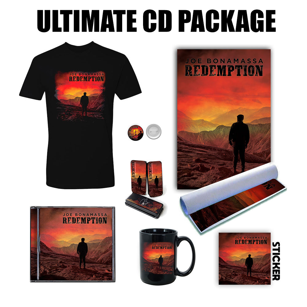 Redemption Ultimate CD Package ***PRE-ORDER***