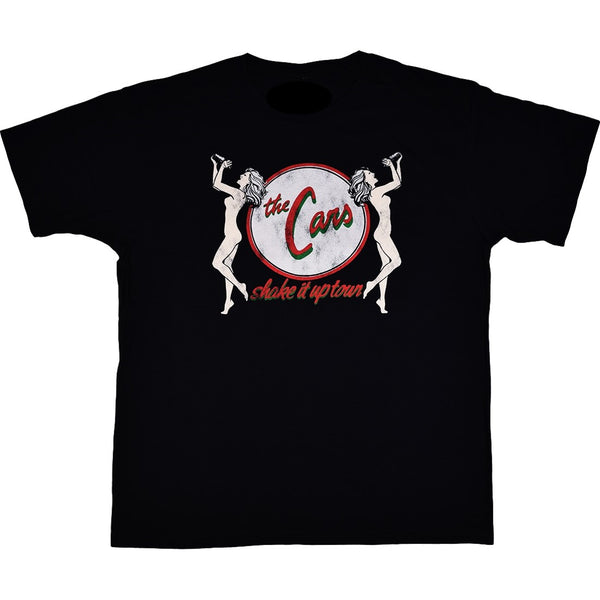 The Cars – Shake It Up T-Shirt (Men)