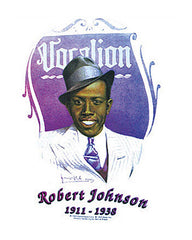 Robert Johnson - Vocalion (Men)