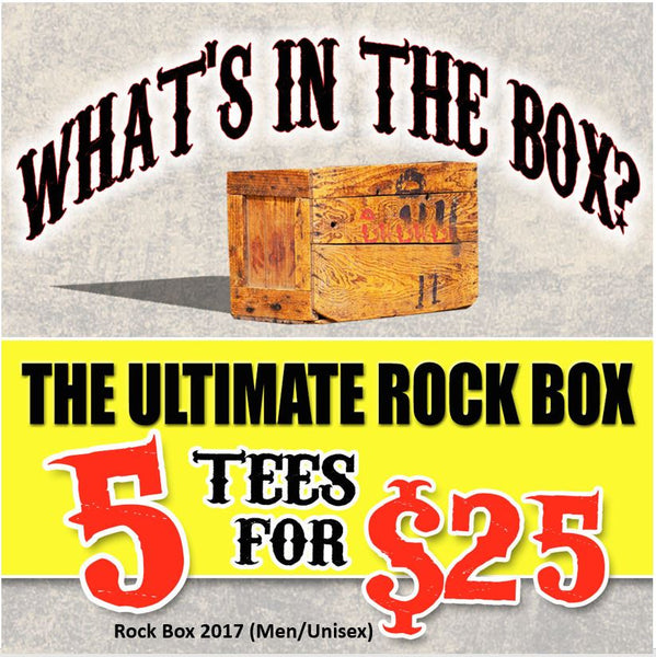 Rock Box 2017 - (Men/Unisex)