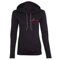 Rebel with a Cause Hooded Long Sleeve (Women)